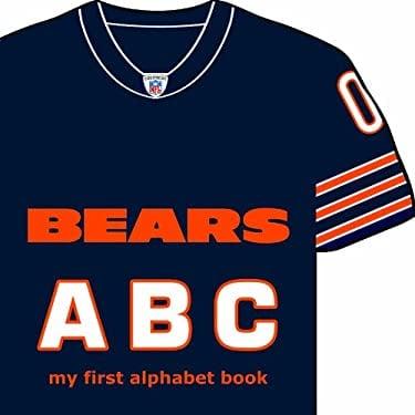 Chicago Bears ABC 9781607301554