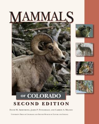 Mammals of Colorado 9781607320470