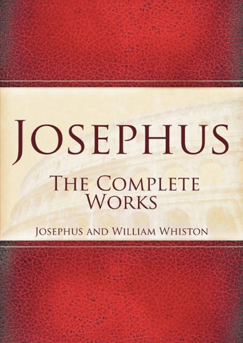 Josephus: The Complete Works 9781607963134