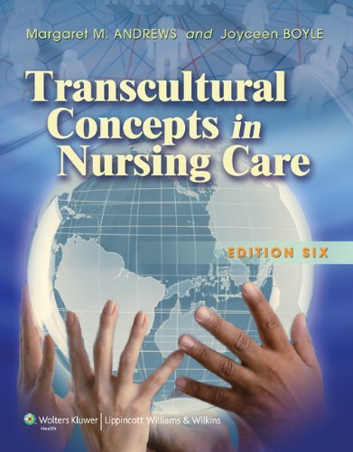 Transcultural Concepts in Nursing Care - 6th Edition