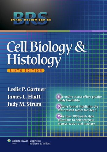 Cell Biology and Histology 9781608313211