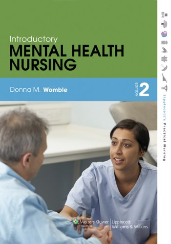 Introductory Mental Health Nursing [With CDROM and Access Code] 9781608313921