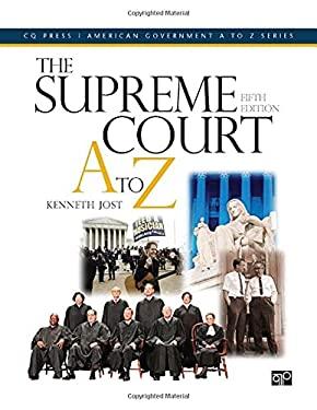 Supreme Court A to Z 9781608717446