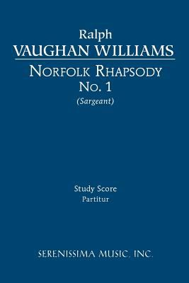 Norfolk Rhapsody No.1 - Study Score 9781608740413