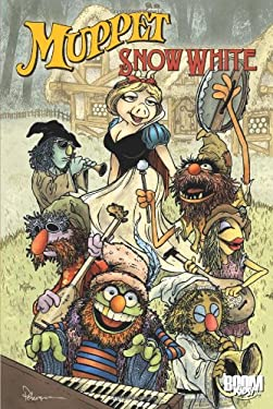 Muppet Snow White 9781608865741