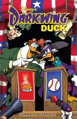 Darkwing Duck: Campaign Carnage 9781608866434