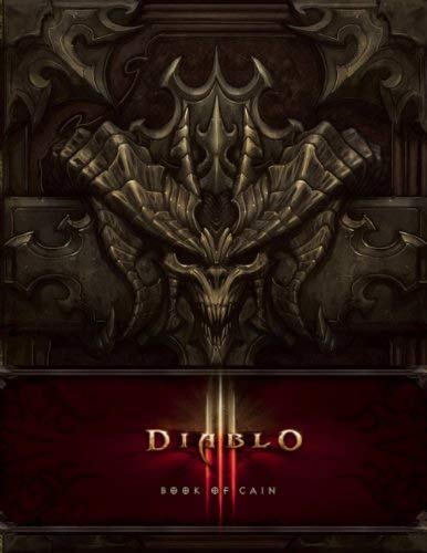 Diablo III: Book of Cain 9781608870639