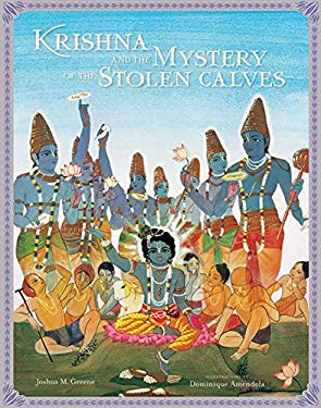 Krishna and the Mystery of the Stolen Calves