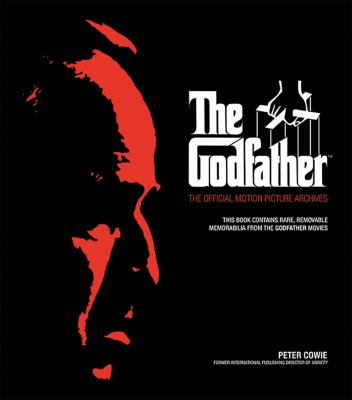 The Godfather: The Official Motion Picture Archives 9781608871797