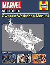 Marvel Vehicles: Owner's Workshop Manual 22399200