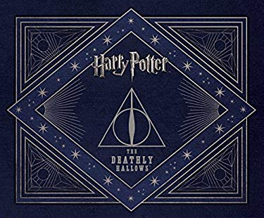 Harry Potter: Deathly Hallows Deluxe Stationery Set (Insights Deluxe Stationery Sets)