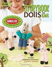 Storybook Dolls to Knit [With CD (Audio)] 10868513