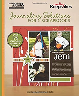 Journaling Solutions for Scrapbooks 9781609002442