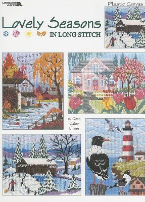 Lovely Seasons in Long Stitch 9781609003197