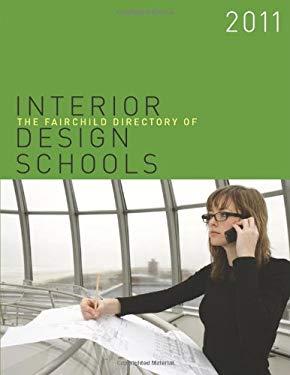 The Fairchild Directory of Interior Design Schools 9781609011895