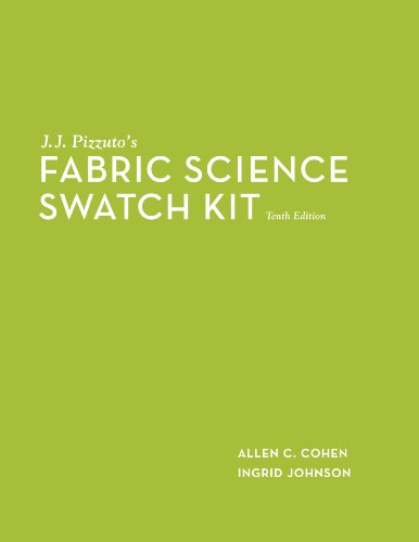 J.J. Pizzuto's Fabric Science Swatch Kit, 10th Edition 9781609013585