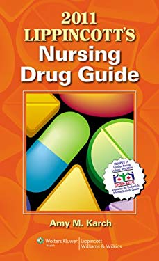 Lippincott's Nursing Drug Guide Canadian Version [With Access Code] 9781609132347