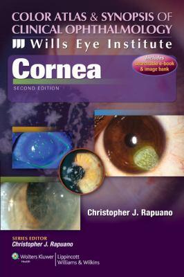 Wills Eye Institute - Cornea 9781609133382