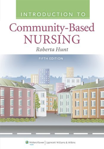 Introduction to Community Based Nursing: 0 9781609136864