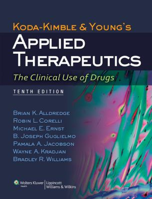 Applied Therapeutics: The Clinical Use of Drugs 9781609137137