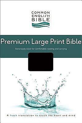 Premium Large Print Bible-CEB 9781609260651