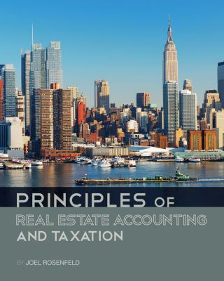 Principles of Real Estate Accounting and Taxation 9781609276249