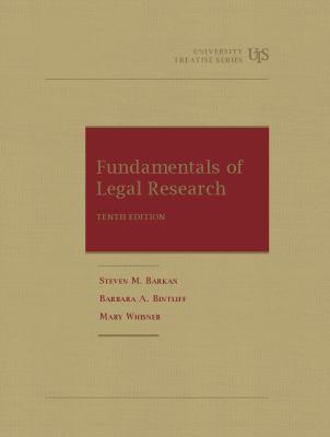 Fundamentals of Legal Research