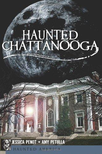 Haunted Chattanooga 9781609492557