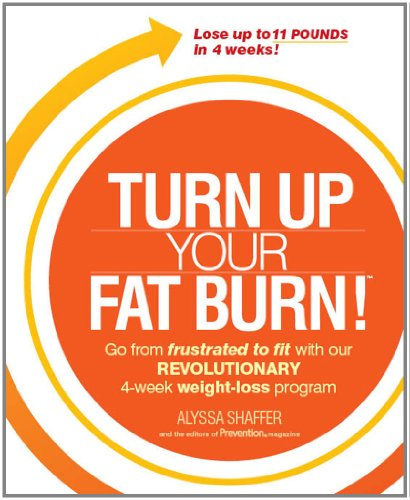 Turn Up Your Fat Burn!--Cancelled Wrong ISBN 9781609610319