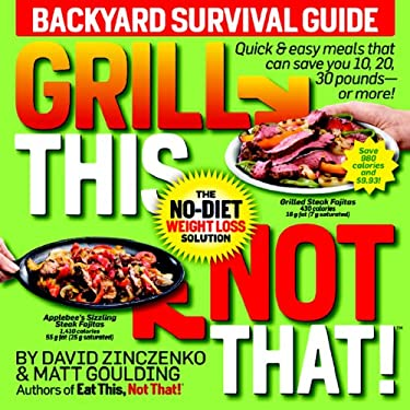 Grill This, Not That!: Backyard Survival Guide 9781609618223