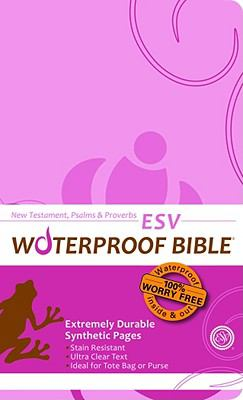 Waterproof New Testament with Psalms and Proverbs-ESV 9781609690175