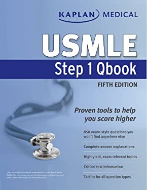 Kaplan Medical USMLE Step 1 Qbook 9781609782245