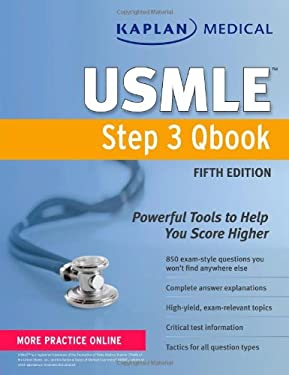 Kaplan Medical USMLE Step 3 Qbook 9781609782283