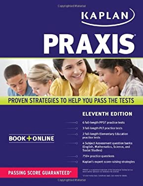 Kaplan Praxis 9781609785840