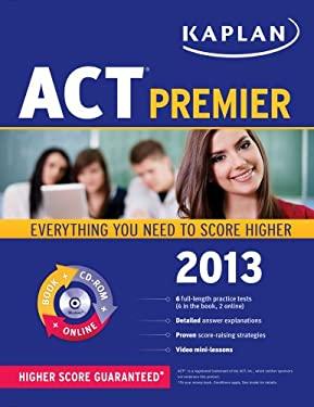 Kaplan ACT Premier 2013