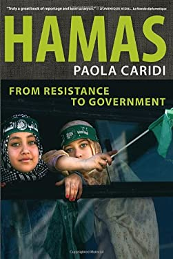 Hamas: From Resistance to Government 9781609803827