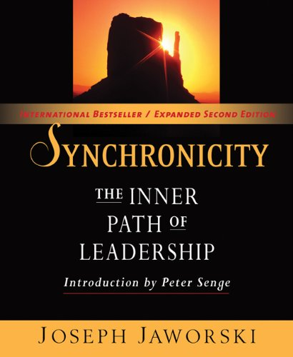 Synchronicity: The Inner Path of Leadership 9781609940171