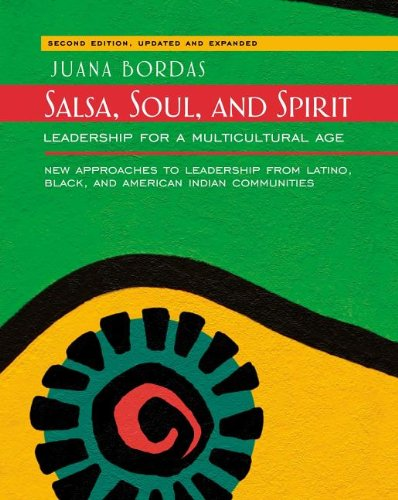 Salsa, Soul, and Spirit: Leadership for a Multicultural Age 9781609941178