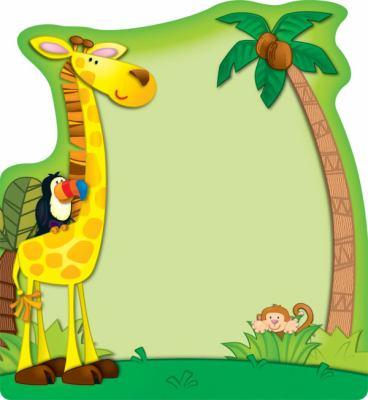 Jungle Notepad 9781609960728