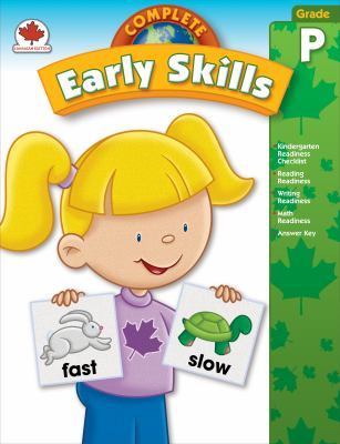 Complete Early Skills, Grade P 9781609961732