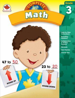 Complete Math, Grade 3 9781609961794