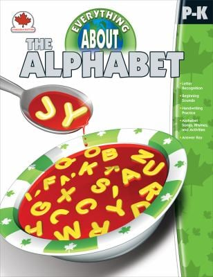 Everything about the Alphabet 9781609962135