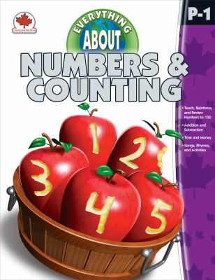 Everything about Numbers & Counting 9781609962142