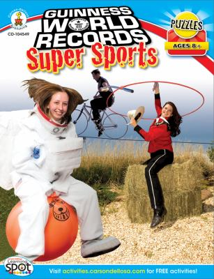 Guinness World Records Super Sports 9781609964665