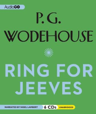 Ring for Jeeves 9781609984731