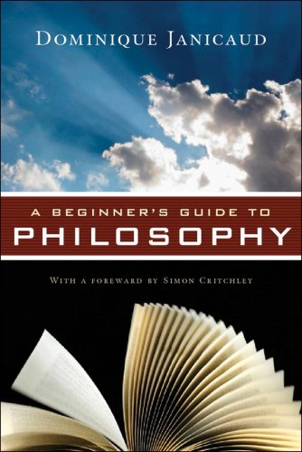 A Beginner's Guide to Philosophy 9781605980010