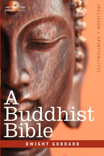 A Buddhist Bible 9781602067950