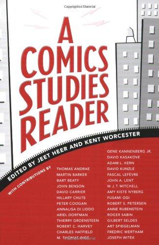 A Comics Studies Reader 9781604731095