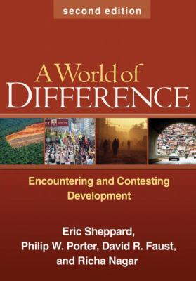 A World of Difference: Encountering and Contesting Development 9781606232620