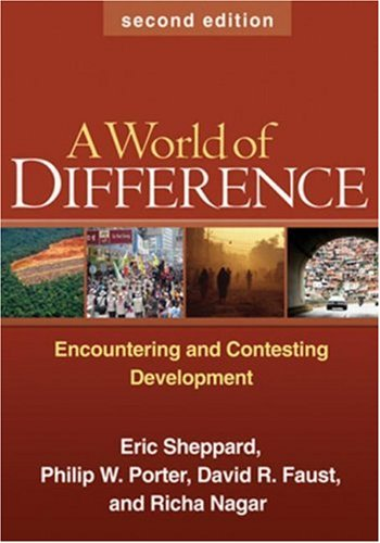 A World of Difference, Second Edition: Encountering and Contesting Development 9781606232637